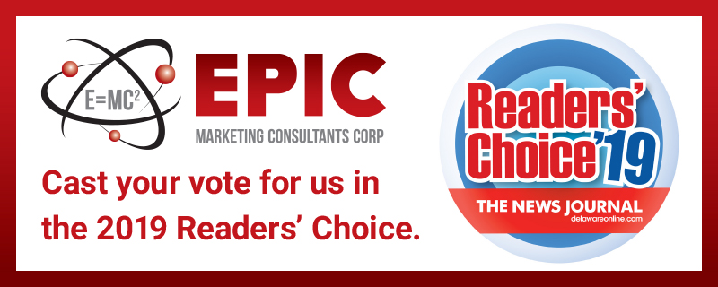 Vote for epic in 2019 Readers Choice