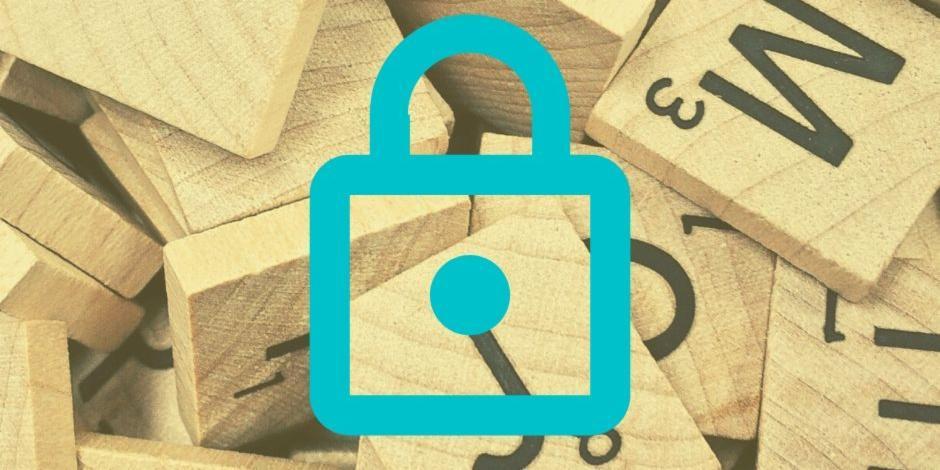 Lock up your passwords