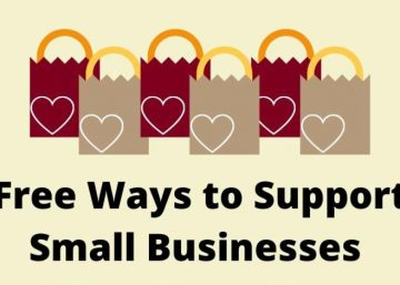 Free Ways to Support Small Businesses