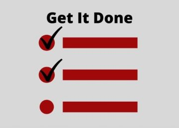 Get It Done To-Do List